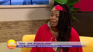 CVM SUNRISE  Interview  ISHA BEL SEPT 24 2020