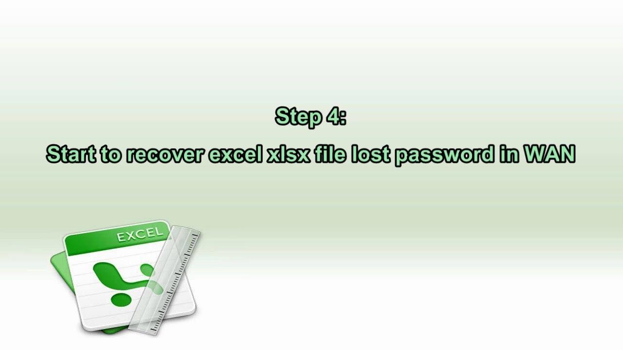 excel password remover xlsx