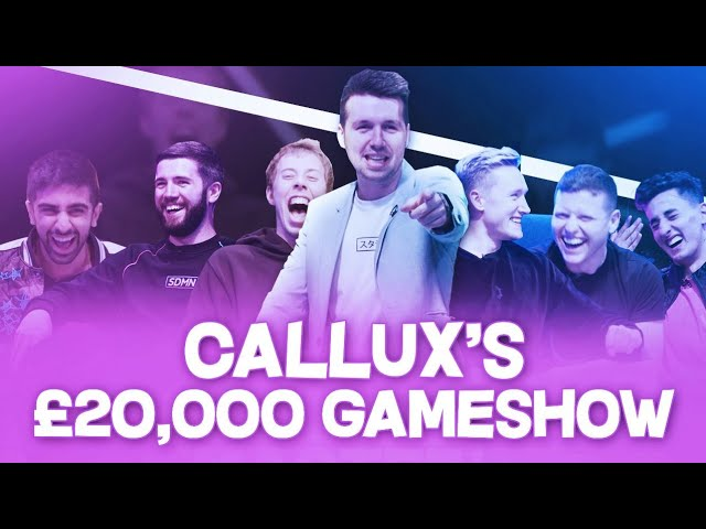 $20,000 YOUTUBER GAMESHOW ft. SIDEMEN