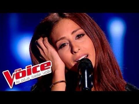 The Voice 2015│Hiba Tawaji - Les moulins de mon coeur (Michel Legrand)│Blind Audition