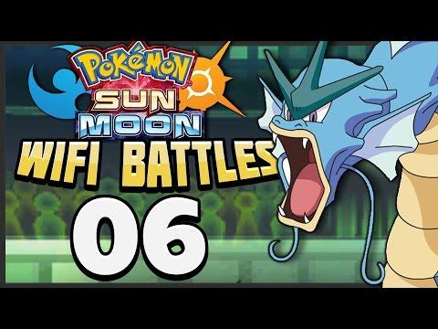 MOST INTENSE BATTLE YET!!   Pokemon Sun and Moon Wifi Battles w/ Viewers Part 6