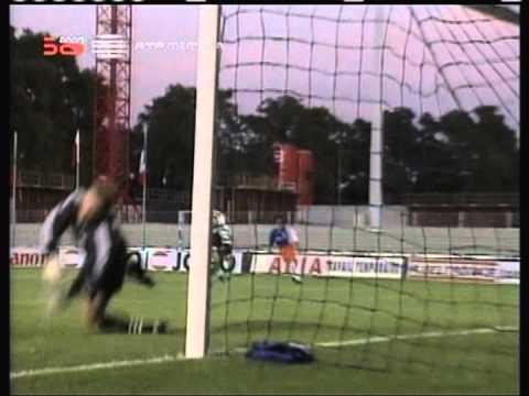 Montpelier - 1 x Sporting - 1 de 1996/1997 UEFA