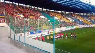 FK Teplice - AC Sparta Praha 0:4 (Děkovačka)