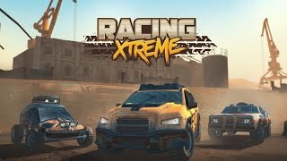 Racing Xtreme: Best Driver 3D - Драг гонки (обзор-летсплей на Android)