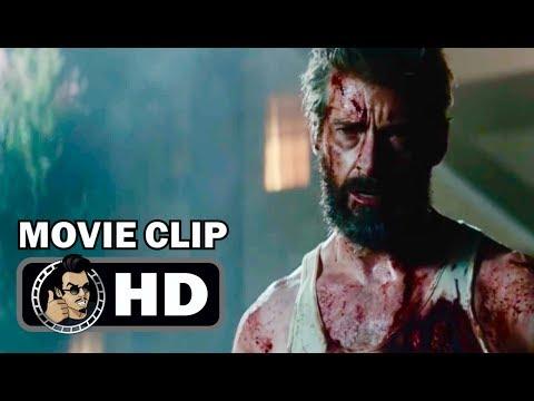 LOGAN Movie Clip - Fight with X-24 (2017) Hugh Jackman Wolverine Superhero Movie HD