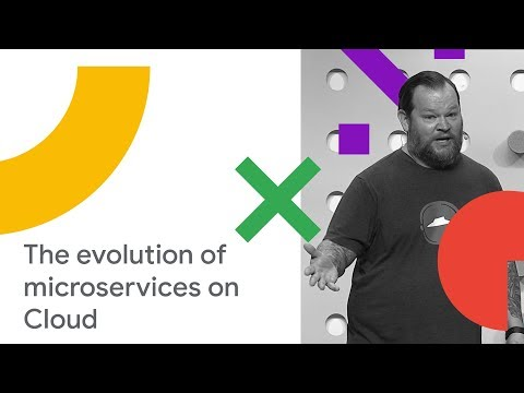 Microservices - Born and Raised (and Growing) on Google Cloud (Cloud Next '18)