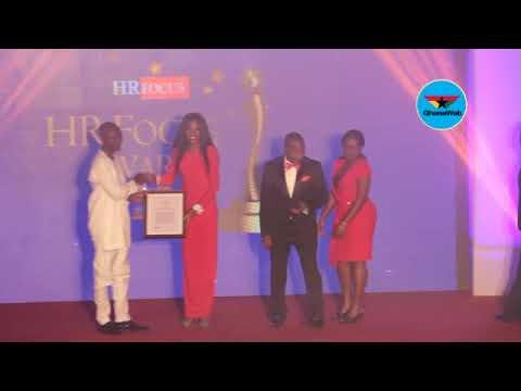 HR Focus Awards: Vodafone Ghana wins Best Organization in Recruitment & Selection