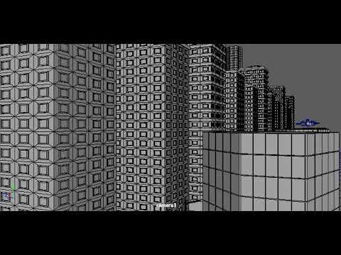 City Spaceship