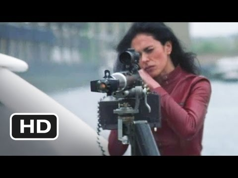 The World is Not Enough Movie CLIP - Boat Shootout (1999) HD