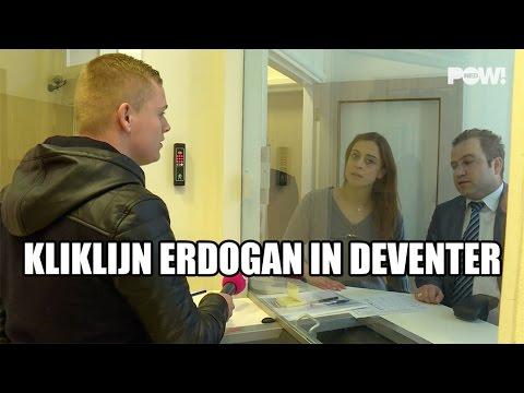 Deventer heeft ook kliklijn Erdogan