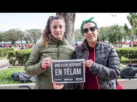 A dos años de los despidos en Télam