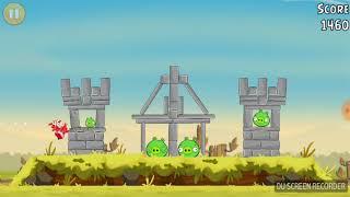 Test du jeux angry birds