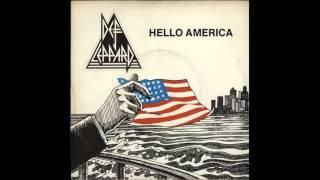 Video Def Leppard - Hello America (Single Version) download MP3, 3GP, MP4, WEBM, AVI, FLV Desember 2017