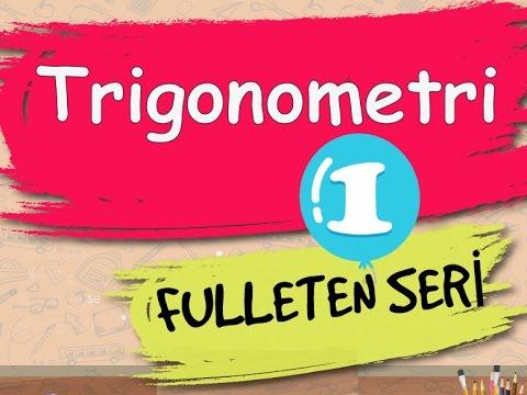 TRİGONOMETRİ-1 | Konu-Soru Çözümü | YKS(TYT) Matematik | Limit | Türev | İntegral | Abdül Aziz