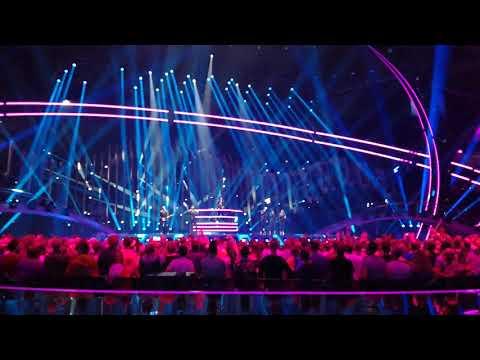 Gromee feat. Lukas Meijer - Light Me Up (Poland)Second semi-final jury show