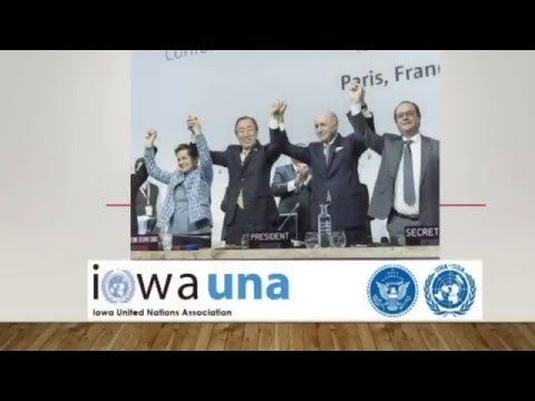 The Paris Climate Summit: What Happened and What It Means for Iowa