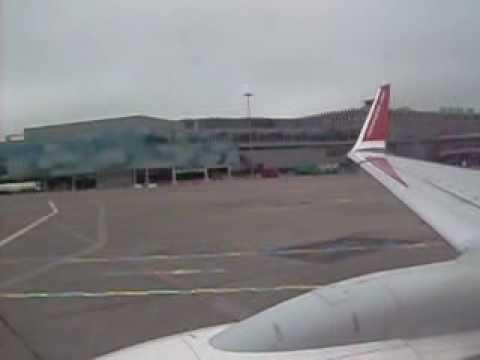 Norwegian B737-800 Dublin DUB - Oslo OSL Part 1 Safety Video