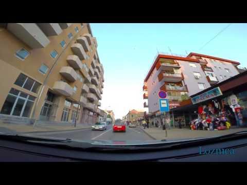 GoPro: Srbija, Loznica drive