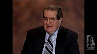 law and justice with antonin scalia
