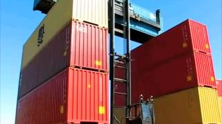 Unloading Shipping Container Fail