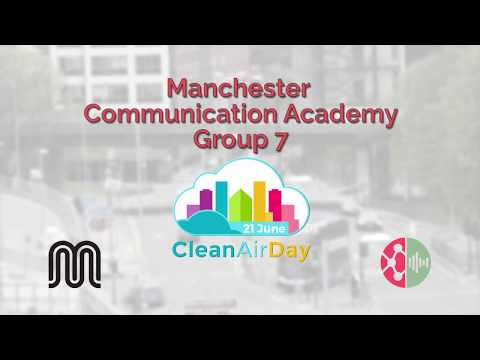 Manchester Communication Academy - Group 7