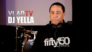 DJ Yella: We Got $80 Fine in Detroit For Doing