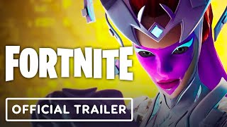 Fortnite - Official Fortnitemares 2021: Wrath of the Cube Queen Story Trailer