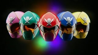 Power Rangers Super Megaforce - Official Opening Theme 1