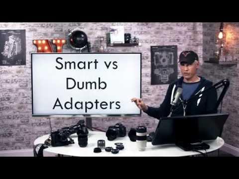 Adapting Camera Lenses: What Works
