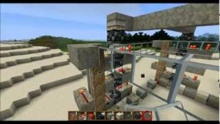 Minecraft Let's Build, punchcard program, Lochkartenprogramm, Part II
