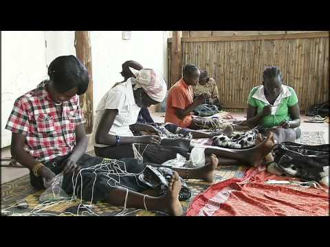 THE ROOTS PROJECT - South Sudanese Women go back to their roots.