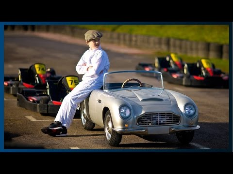 10 Mini Luxury Cars for Kids  [The ultimate dream gift for a child]