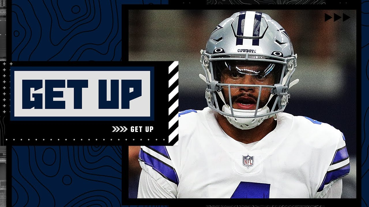 Download Should the Cowboys play Dak Prescott against v.s the Vikings? | Get Up
