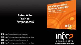 Peter Wibe - Ya Man