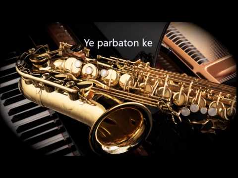 Bollywood romantic saxophone hindi 60s