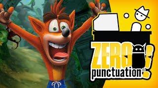 Crash Bandicoot N Sane Trilogy (Zero Punctuation)