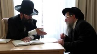 """Rentgen"" Blesses Rabbi Sabbah & Melbourne Sephardi Community - Shana Tova"