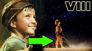 Who is the BOY at the END of The Last Jedi? (CANON) - Star Wars Explained