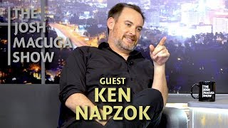 Ken Napzok - The Josh Macuga Show - Officiant of the Year