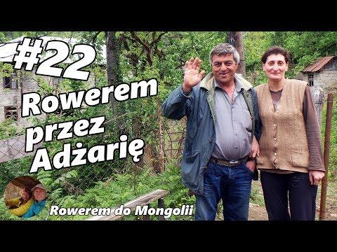 To Central Asia by Bicycle - #22 Cycling Adjara, Georgia (English subtitles)