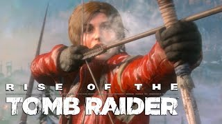 Rise of the Tomb Raider - Official PS4 Pro Tech Demo (4K/30fps)