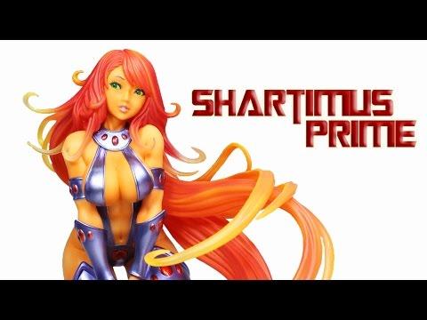 Bishoujo Starfire Kotobukiya DC Comics Statue Review