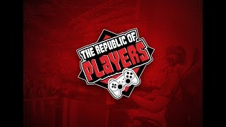 The Republic Of Players Podcast - Ep. 20 Feat. Amplified