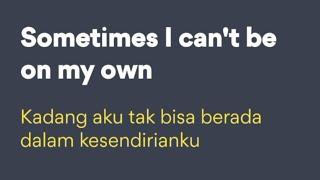 Sorry - Pamungkas (Lyric & Arti)
