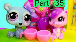 LPS No Baby Talk - Mommies Part 35 Littlest Pet Shop Series Movie LPS Mom Babies