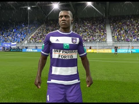 fifa 16 rsc anderlecht player faces ps4 xbone 1080p hd. Black Bedroom Furniture Sets. Home Design Ideas