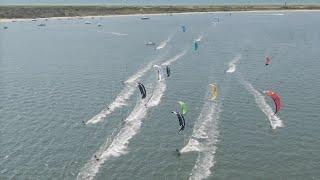 2020 Nantucket Race Week Kiteboard Regatta