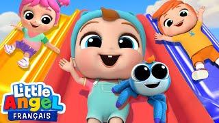 L'Araignée Gipsy au Parc de Jeux - Comptines pour bébé | Little Angel Français