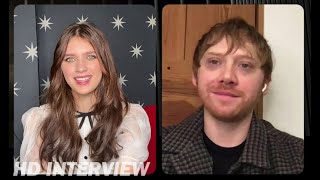Rupert Grint And Nell Tiger Free Talk About Season 2 Of 'Servant'
