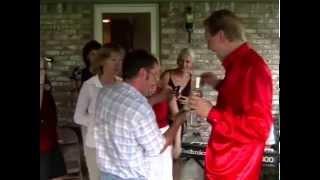Русско-Американский День Рождения в Кентукки у адвоката Вилла 3 июля 2004